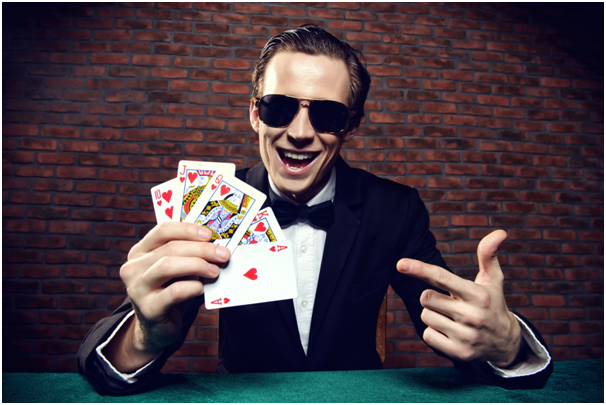 What should you think about when getting ready to play judi poker?