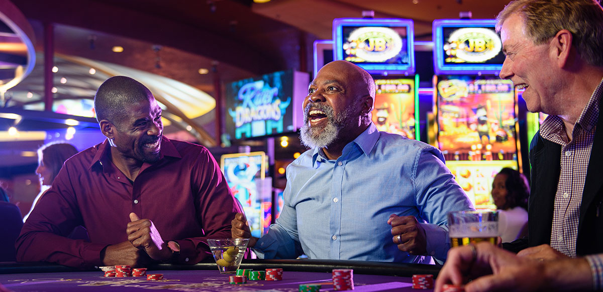 Ten Issues Your Mom Ought To Have Taught You About Gambling